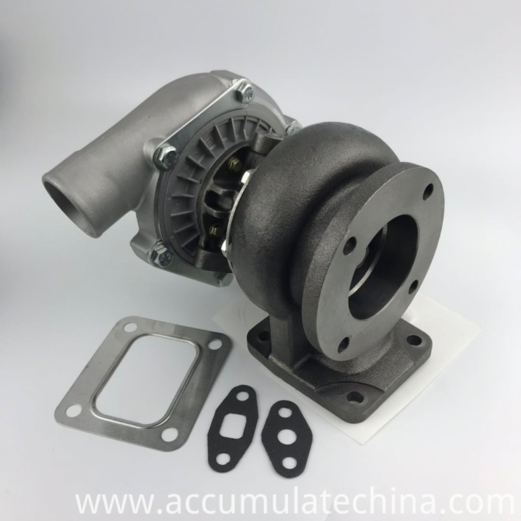 Supercharger For Construction Machinery